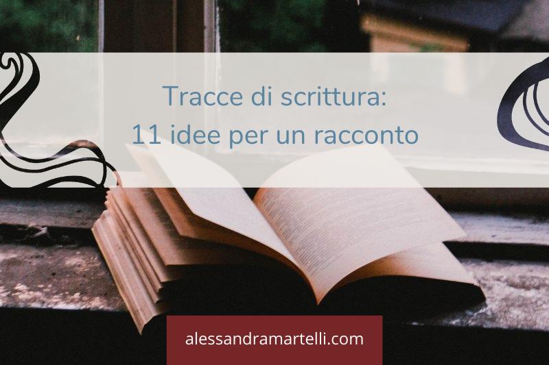 11 idee per un racconto