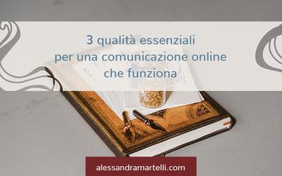 3 qualità della comunicazione business che funziona
